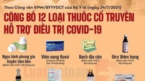 Chuyên gia Ngô Trí Long: Lợi dụng tăng giá thuốc cổ truyền điều trị Covid-19 là tội ác