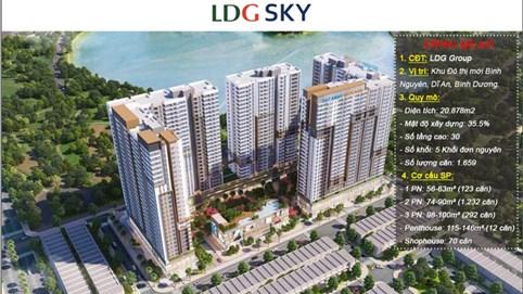 Có nên xuống tiền mua căn hộ tại dự án LDG Sky của LDG Group?