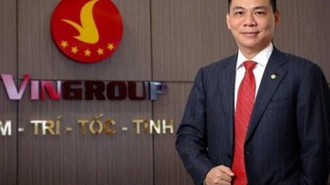 Forbes xướng tên Phạm Nhật Vượng là nhà từ thiện hào phóng nhất châu Á