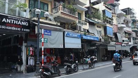 Áp khung giá đất mới: Bất động sản Phố cổ Hà Nội nằm trong top 'đắt nhất thế giới'