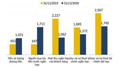 Năm 2020: Tổng tài sản VPI đạt 9,7 ngàn tỷ, tăng 8% so với 2019