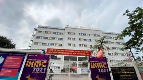 Hà Nội: Hàng loạt học sinh trường Newton và Pascal nghi bị ngộ độc phải nhập viện