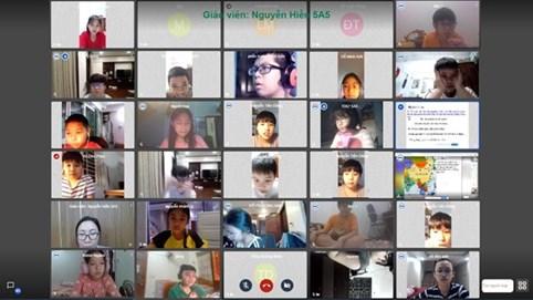 Phần mềm AIC - Học trực tuyến: Thêm sự lựa chọn cho ngành giáo dục