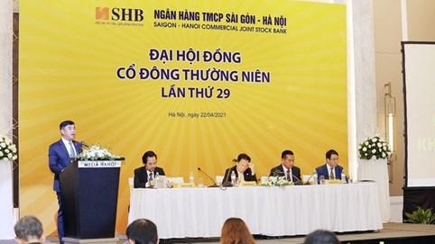 SHB đặt mục tiêu số 1 về hiệu quả kinh doanh và công nghệ