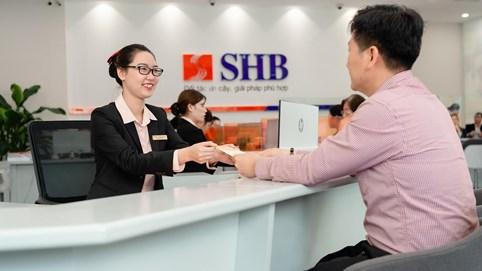 SHB chốt danh sách cổ đông để chi trả cổ tức năm 2019