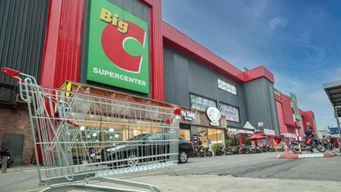 Thương hiệu Big C chính thức biến mất ở Hà Nội