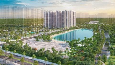 Dự án Imperia Smart City hút khách nhờ vị trí 'kim cương'