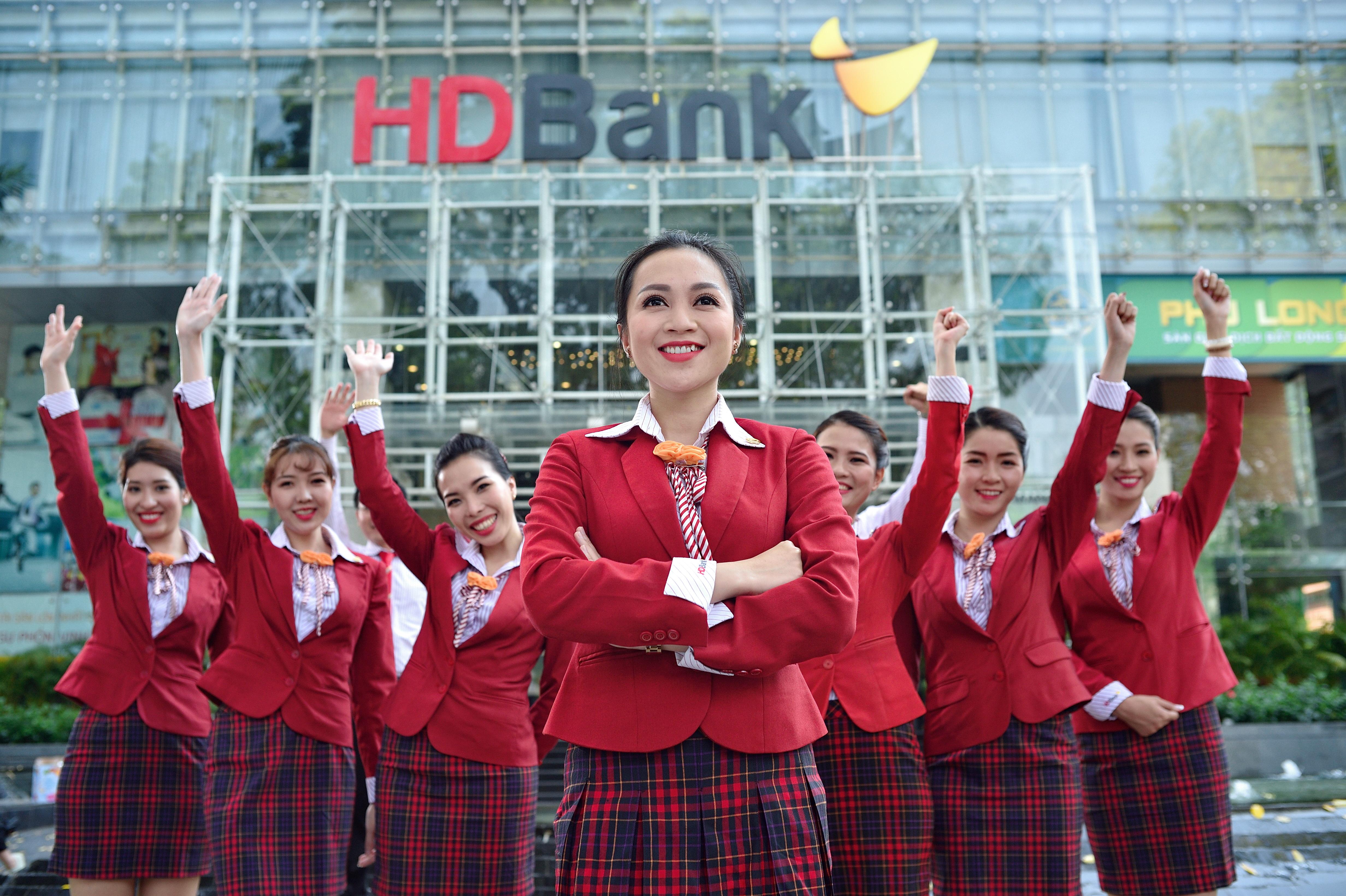 """HDBank - ngân hàng Việt Nam duy nhất 4 năm liền được vinh danh """"Nơi làm việc tốt nhất châu Á"""" - Ảnh 1"""