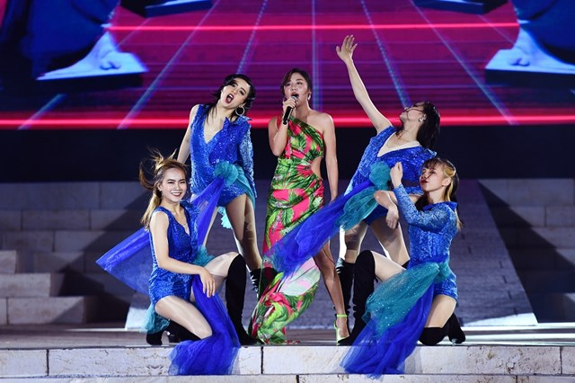 New Year Countdown 2021 Nam Phú Quốc - không gian nghệ thuật đẳng cấp xứng tầm đỉnh cao - Ảnh 4