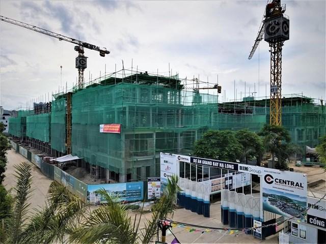 Dự án Grand bay Hạ Long phải dành 20% tổng diện tích đất ở trong các đồ án quy hoạch chi tiết 1/500 để xây dựng nhà ở xã hội.