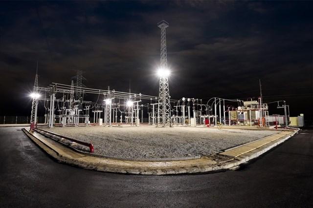Nhà máy điện mặt trời Phước Ninh chính thức hòa lưới điện quốc gia vào tháng 06.2020. Ảnh: T&T