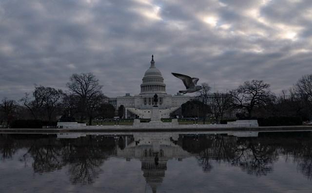 """Cảnh báo khẩn cấp: Nghị sĩ Mỹ được khuyên đi đường hầm tới Quốc hội vì """"biến lớn"""" ngày 6/1 - Ảnh 1"""