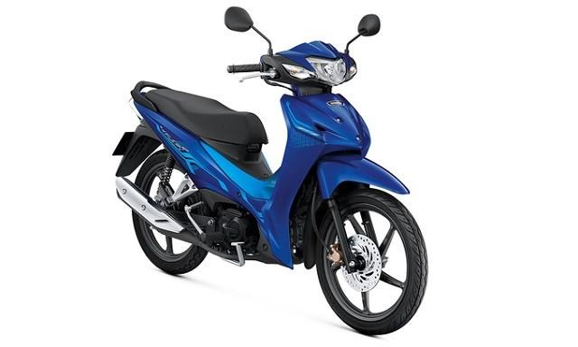 Wave 110i thế hệ mới bán ra tại Thái Lan. Ảnh: Honda