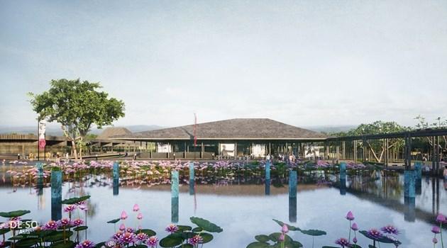 Công bố Quy hoạch Bảo tồn, tôn tạo và phát huy giá trị Khu lưu niệm Chủ tịch Hồ Chí Minh tại Nghệ An - Ảnh 1