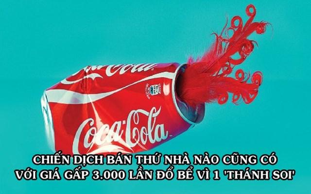 Cách một người đàn ông khiến Coca-Cola mất hàng chục triệu USD, bị người mua tẩy chay chỉ bằng một cú điện thoại - Ảnh 1