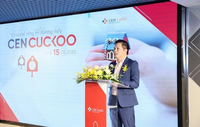 Ông Phạm Thanh Hưng (Shark Hưng) hiện đang là Phó Chủ tịch HĐQT Cenland.