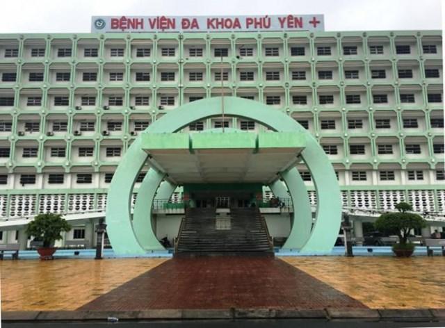 Gây ô nhiễm môi trường, Bệnh viện Đa khoa tỉnh Phú Yên bị xử phạt 78 triệu đồng.