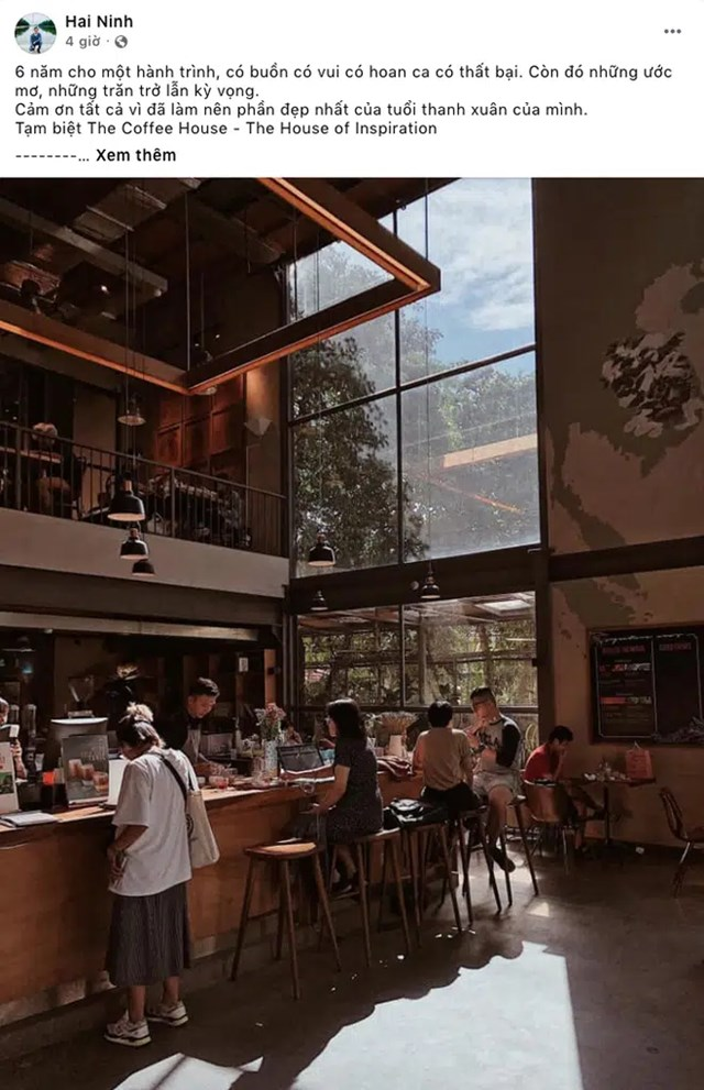 """Người sáng lập The Coffee House bất ngờ tuyên bố """"rút khỏi"""" chuỗi cà phê đình đám - Ảnh 1"""