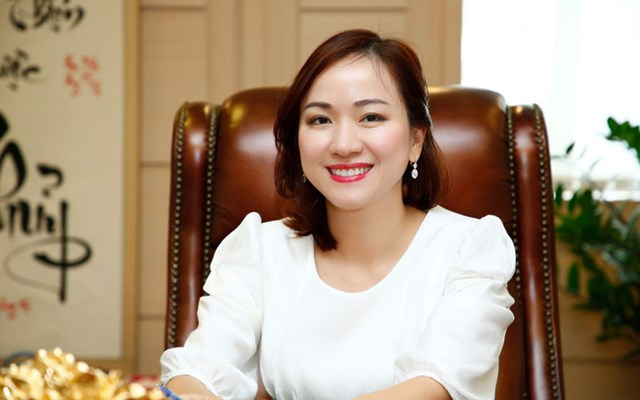Lê Thu Thuỷ - con gái bà Nguyễn Thị Nga