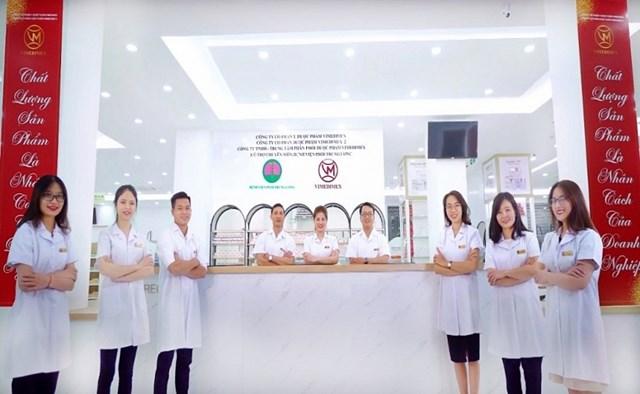 Đội ngũ Thạc sĩ dược, dược sĩ đại học tại TTPP Thuốc