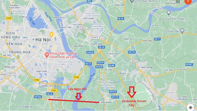 Vị trí chính xác siêu dự án gần 450 ha của Vinhomes tại Hưng Yên vừa được Thủ tướng phê duyệt nằm ở đâu? - Ảnh 2