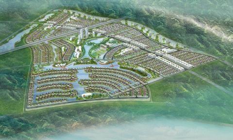 Siêu dự án 10.000 tỷ của đại gia kín tiếng Hà Thành bị điều chỉnh quy hoạch - Ảnh 1