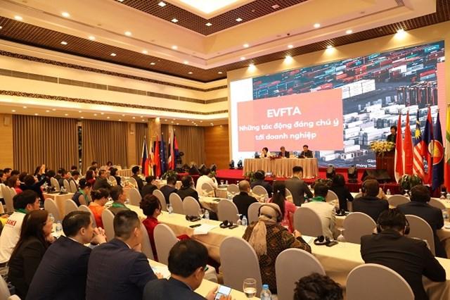 HDBank là doanh nghiệp dẫn đầu các ngành Việt Nam - ASEAN- EU  - Ảnh 3