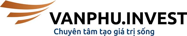 Logo mới của Văn Phú – Invest.
