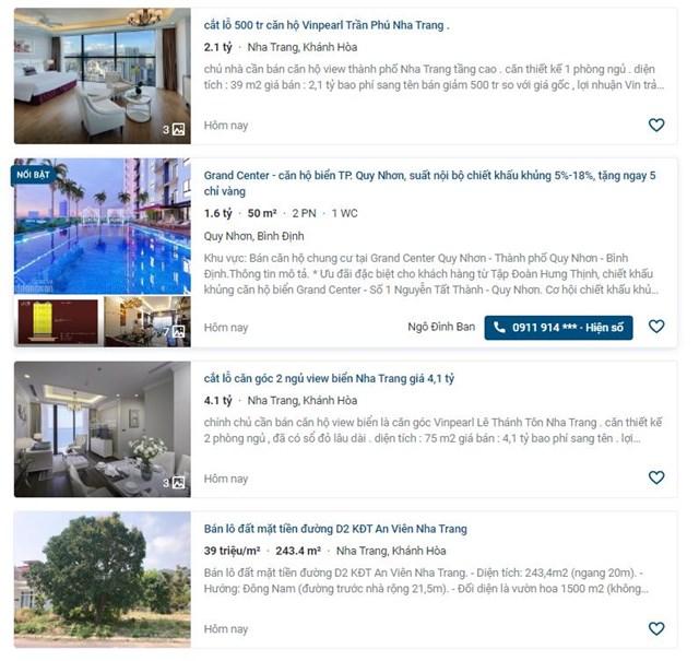 Thị trường condotel bão hoà, nhà đầu tư bán tháo 'cắt lỗ'; dự án Vega City Nha Trang cho ra 1.500 căn hộ khách sạn - Ảnh 1