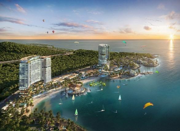 Phối cảnhdự án Vega City Nha Trang