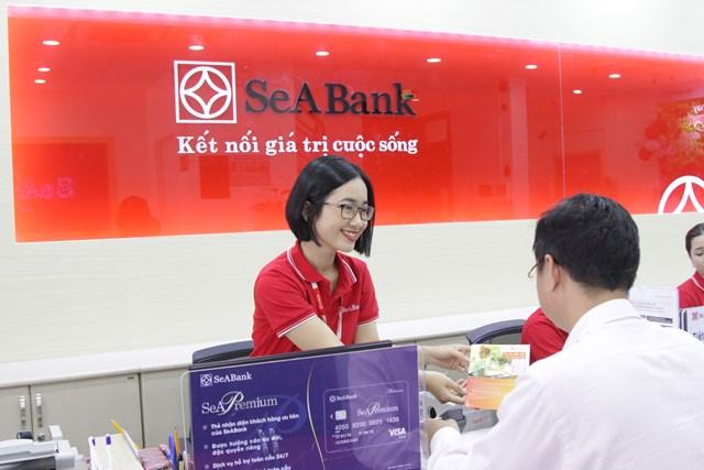 Lợi nhuận trước thuế quý I/2021 của SeABank đạt 698,3 tỷ đồng, tăng gần 2,3 lần so với cùng kỳ 2020 - Ảnh 3