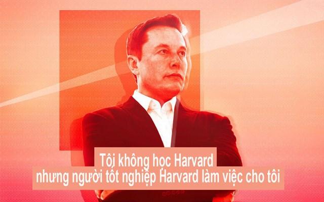 """Bị sa thải khỏi chính công ty mình sáng lập, đây là cách Elon Musk trở lại và lập nên kỳ tích: """"Tôi không học Harvard nhưng người tốt nghiệp Harvard làm việc cho tôi"""" - Ảnh 1"""