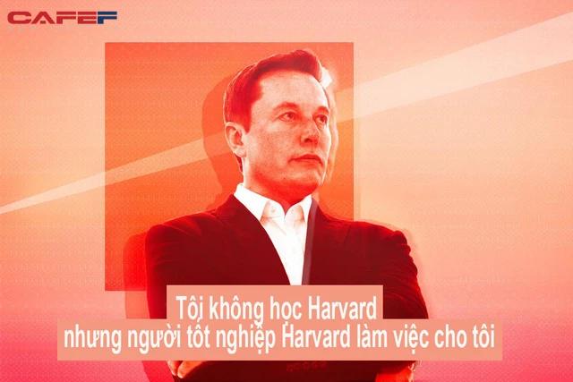 """Bị sa thải khỏi chính công ty mình sáng lập, đây là cách Elon Musk trở lại và lập nên kỳ tích: """"Tôi không học Harvard nhưng người tốt nghiệp Harvard làm việc cho tôi"""" - Ảnh 2"""