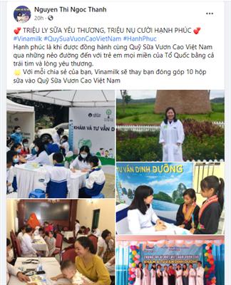 """Nhân dịp kỷ niệm 45 năm thành lập, Vinamilk và Quỹ sữa Vươn Cao Việt Nam khởi động hành trình 2021 với chiến dịch ý nghĩa """"Triệu ly sữa yêu thương, triệu nụ cười hạnh phúc"""" - Ảnh 3"""