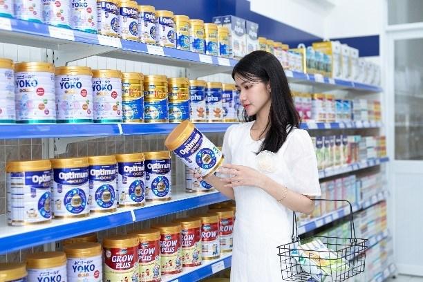 Vượt mốc 500 cửa hàng Giấc Mơ Sữa Việt, Vinamilk gia tăng trải nghiệm mua sắm cho người tiêu dùng - Ảnh 1