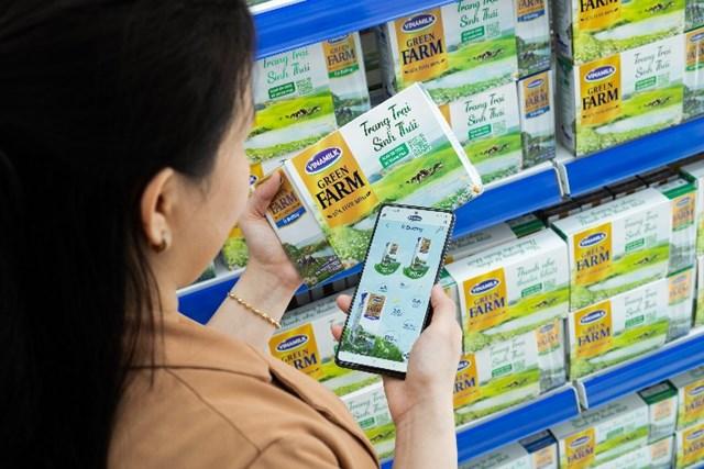 Vượt mốc 500 cửa hàng Giấc Mơ Sữa Việt, Vinamilk gia tăng trải nghiệm mua sắm cho người tiêu dùng - Ảnh 2