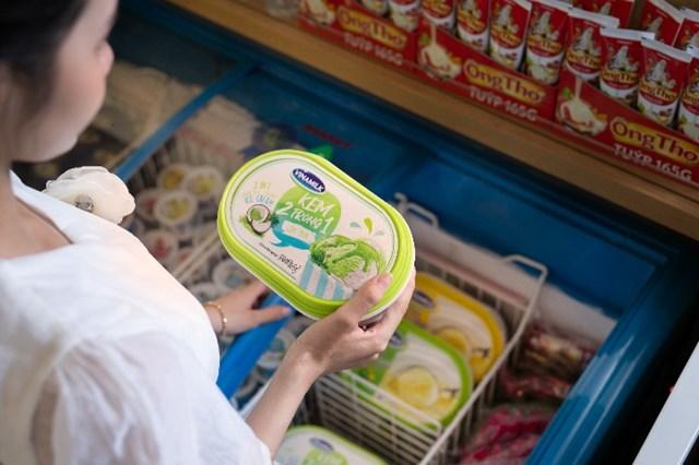 Vượt mốc 500 cửa hàng Giấc Mơ Sữa Việt, Vinamilk gia tăng trải nghiệm mua sắm cho người tiêu dùng - Ảnh 3