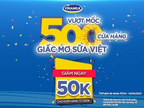 Vượt mốc 500 cửa hàng Giấc Mơ Sữa Việt, Vinamilk gia tăng trải nghiệm mua sắm cho người tiêu dùng - Ảnh 4
