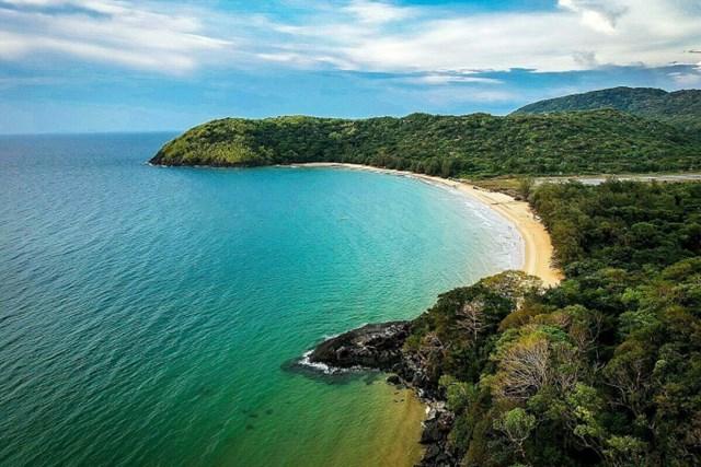 Côn Đảo lọt top 25 bãi biển đẹp nhất trên thế giới. Ảnh: Trần Quí Thịnh.
