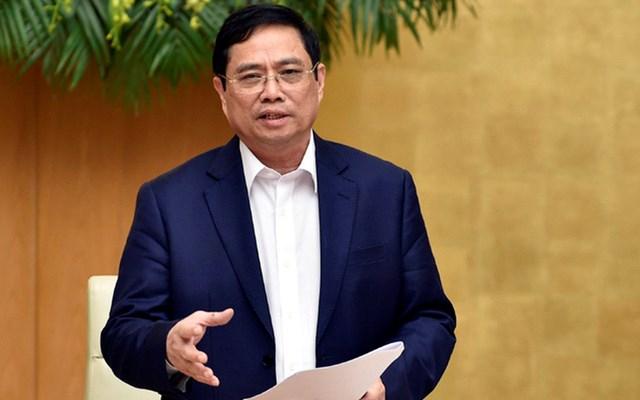 Những chỉ đạo quan trọng của Thủ tướng Phạm Minh Chính với Ngân hàng Nhà nước - Ảnh 1