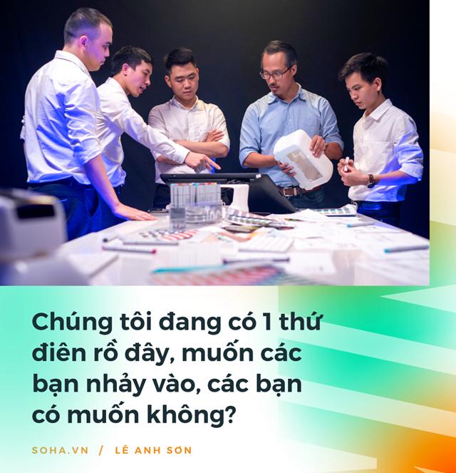 Chiếc xe tự lái Made in Vietnam đầu tiên: Sự điên rồ của những người không muốn sống một đời nhàm chán - Ảnh 3