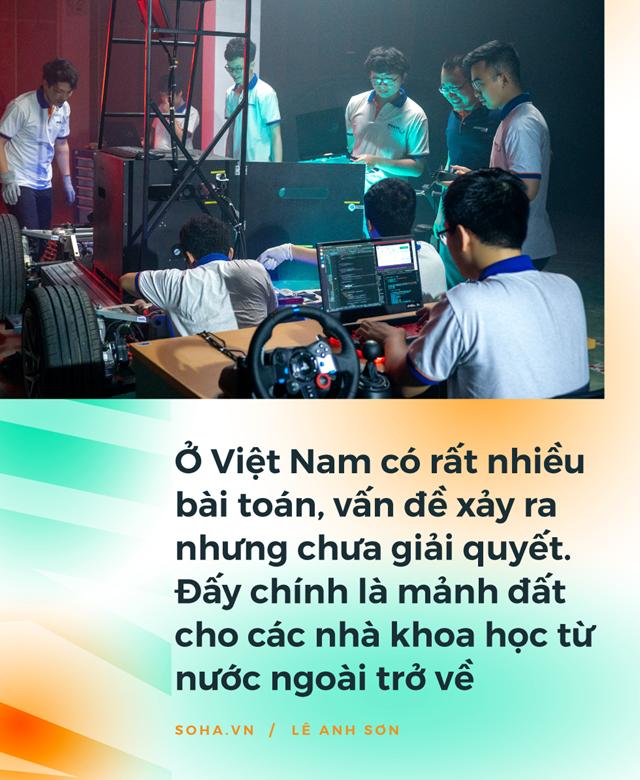 Chiếc xe tự lái Made in Vietnam đầu tiên: Sự điên rồ của những người không muốn sống một đời nhàm chán - Ảnh 9