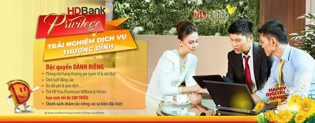 HDBank dành cho khách hàng nhiều ưu đãi đặc quyền trong hệ sinh thái - Ảnh 3