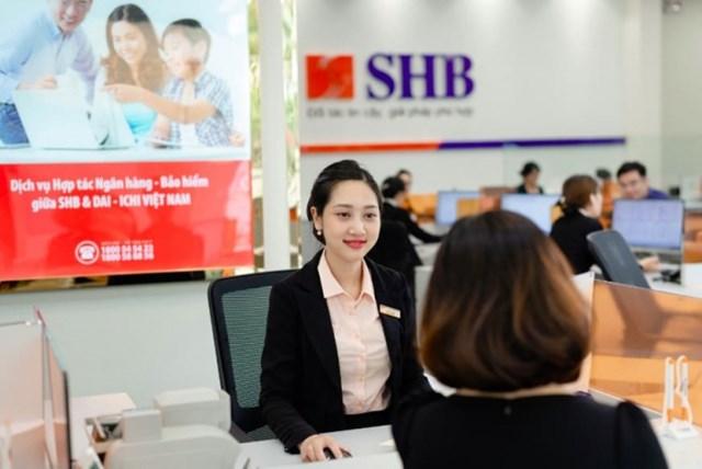 Ngân hàng SHB muốn chào bán gần 540 triệu cổ phiếu - Ảnh 1