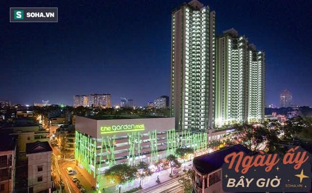 """Thuận Kiều Plaza được tái sinh với """"lớp áo mới"""" màu xanh lá lộng lẫy, hiện đại (Ảnh: Saigon Signature)."""
