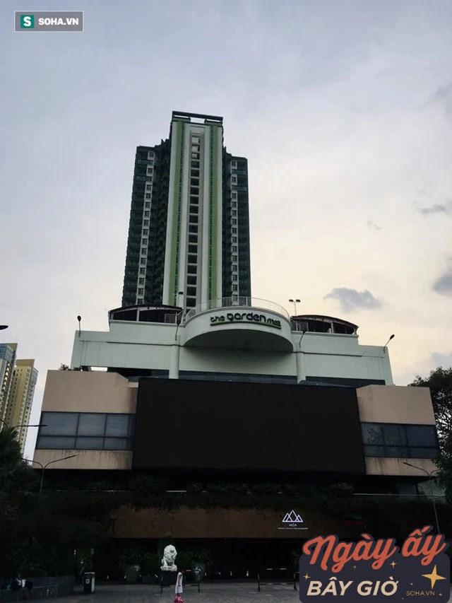 """The Garden Mall không thoát khỏi """"vết xe đổ"""" của tòa nhà cũ Thuận Kiều Plaza."""