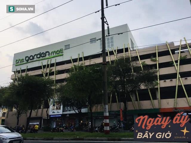 The Garden Mall hoạt động sôi nổi ở tầng trệt, tầng 1, 3 bỏ trống, hoang vắng.