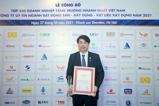 Ông Nguyễn Văn Hảo, Phó Tổng giám đốc HDBank