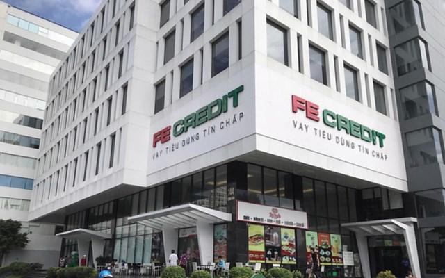 VP Bank bán 49% vốn sở hữu tại FE Credit.