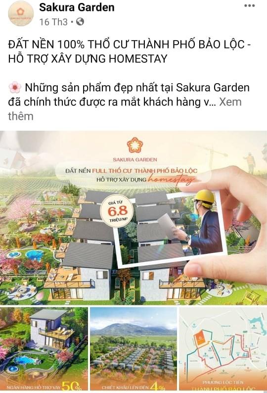 Lâm Đồng: Kiểm tra các dự án ma, khu đất phân lô bán nền theo kiểu Alibaba - Ảnh 3